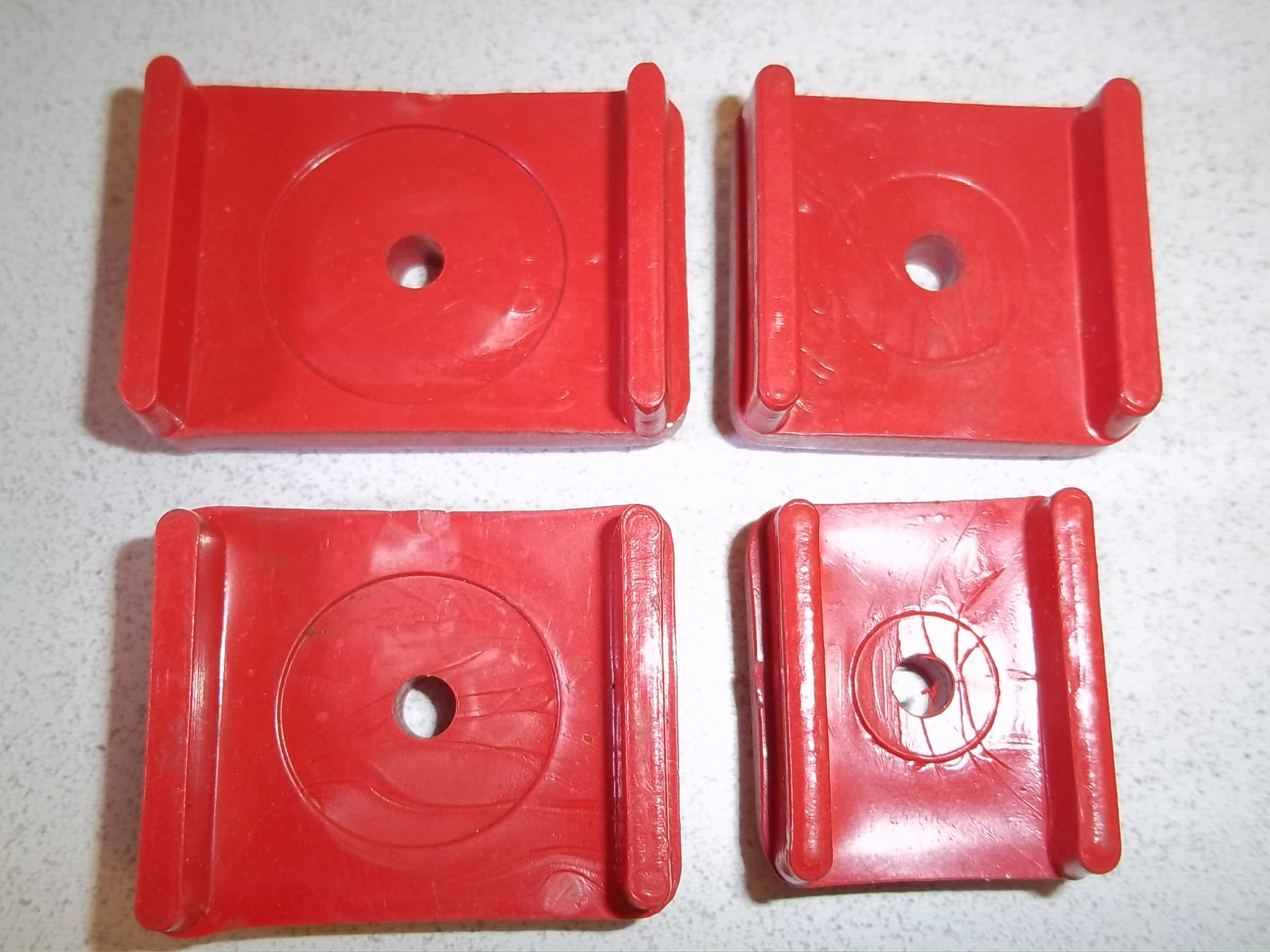 CO901 New! Square Die Set for Closing Square/Rectangular Watches