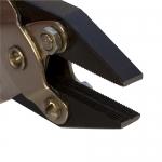 PL865.00 Parallel Pliers- Flat, Serrated-Eurotool PLR-865.00