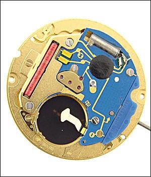 ETA 955.112 Quartz Watch Movement- 3 hands, Swiss