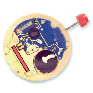 ETA 955.132 Quartz Watch Movement- 3 hands