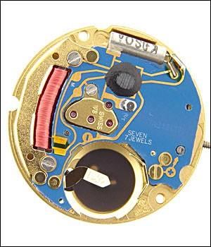 ETA 956.412/2H Quartz Watch Movement - 2 hands
