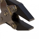 PL866.00 Parallel Pliers- Flat-Eurotool PLR-866.00
