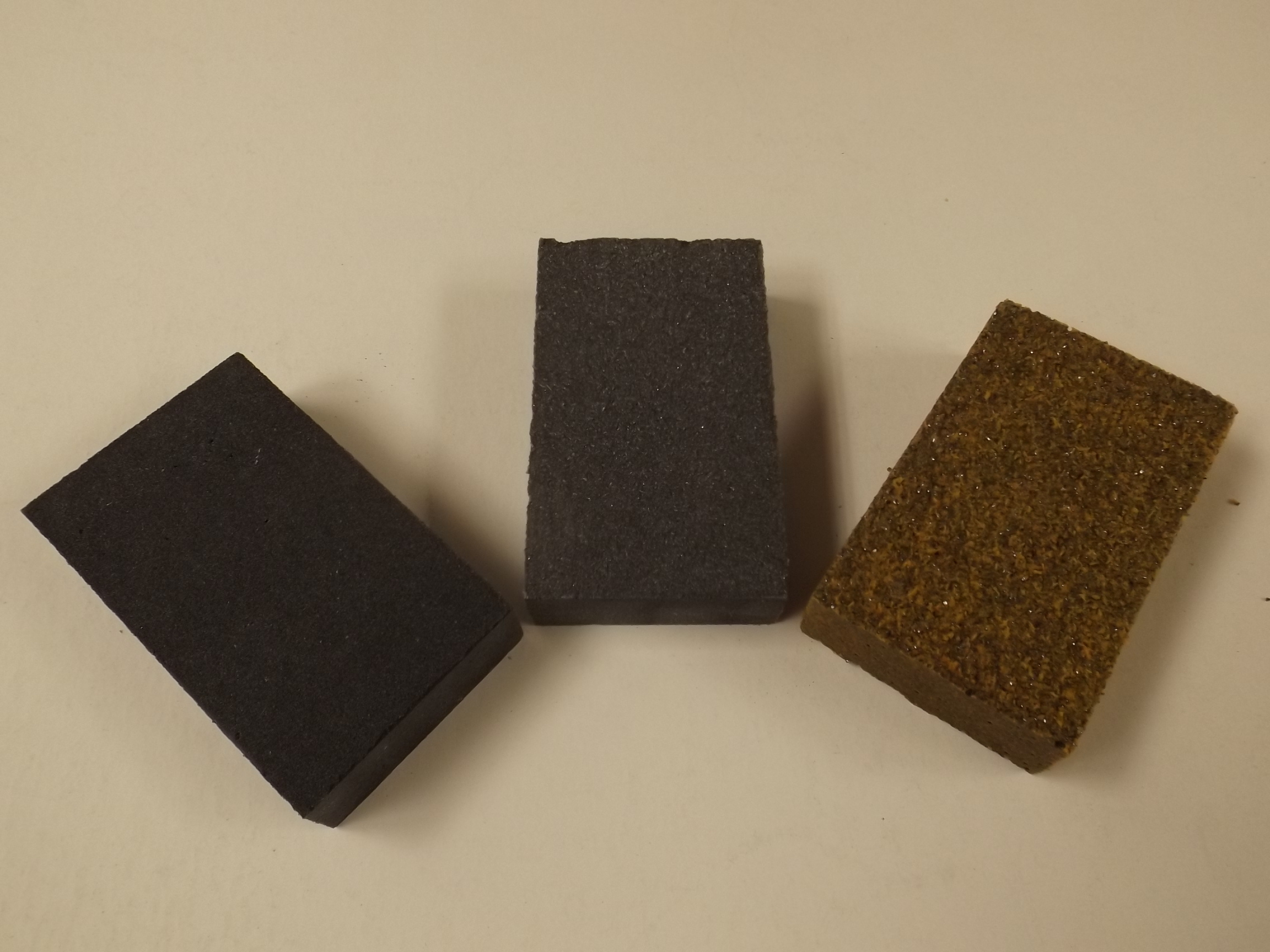 PS5444A Bergeon Polishing Block--Abrasive Powder & Synthetic Rubber-Fine