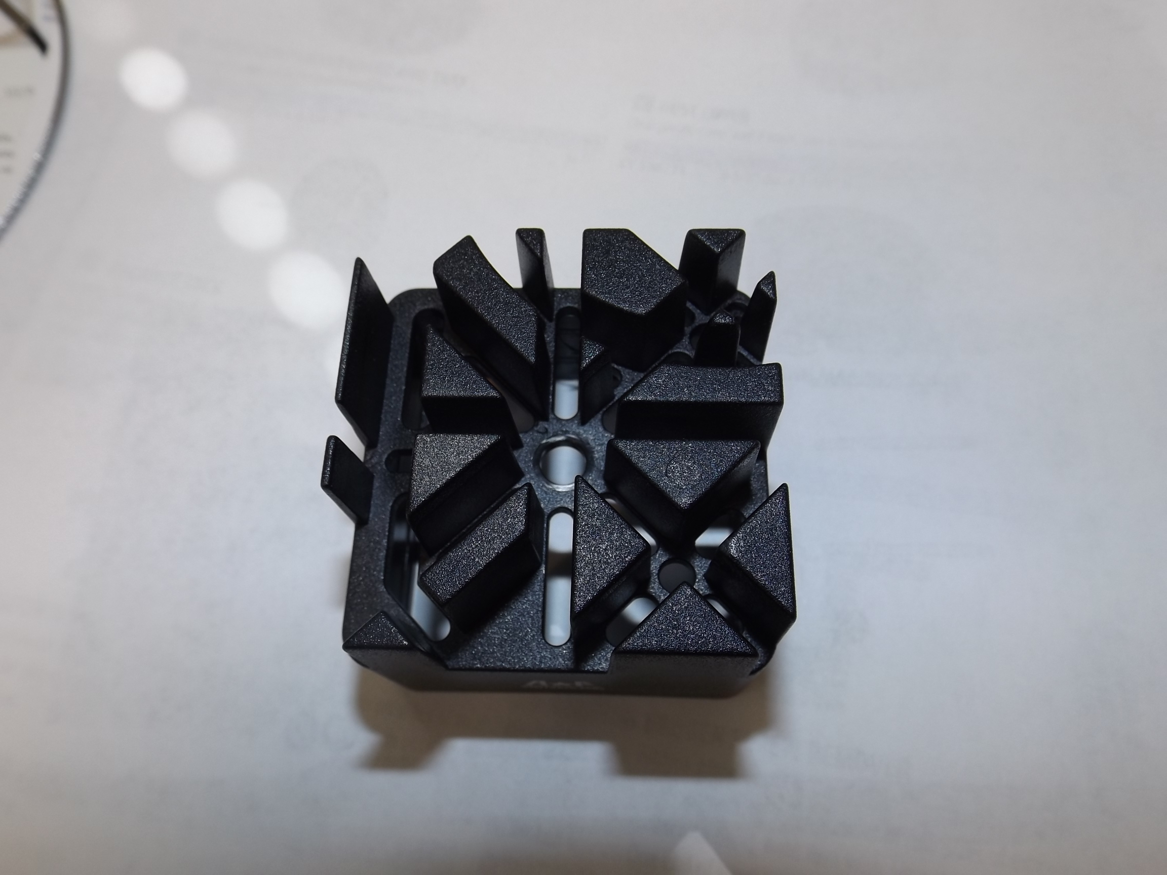RM392 Wide Slot Bracelet Sizing Block- Swiss A*F 118.392