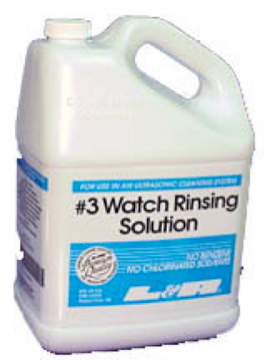 CL118  L&R #3 Watch Rinsing Solution
