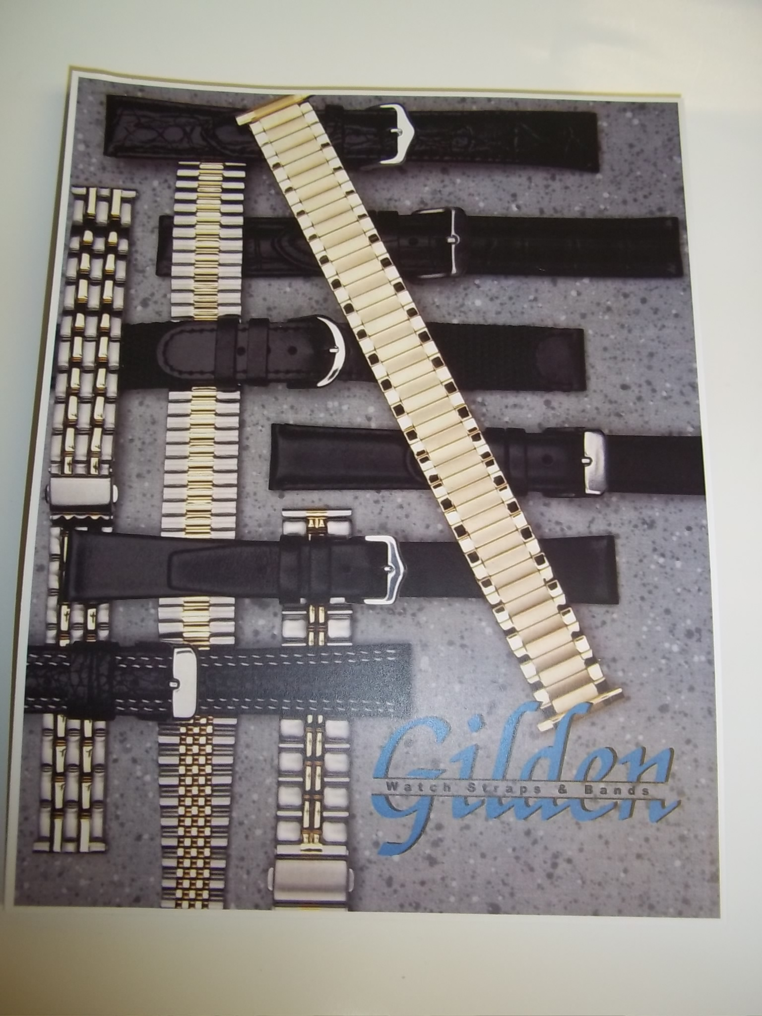 CAT Gilden Watch Straps & Bands