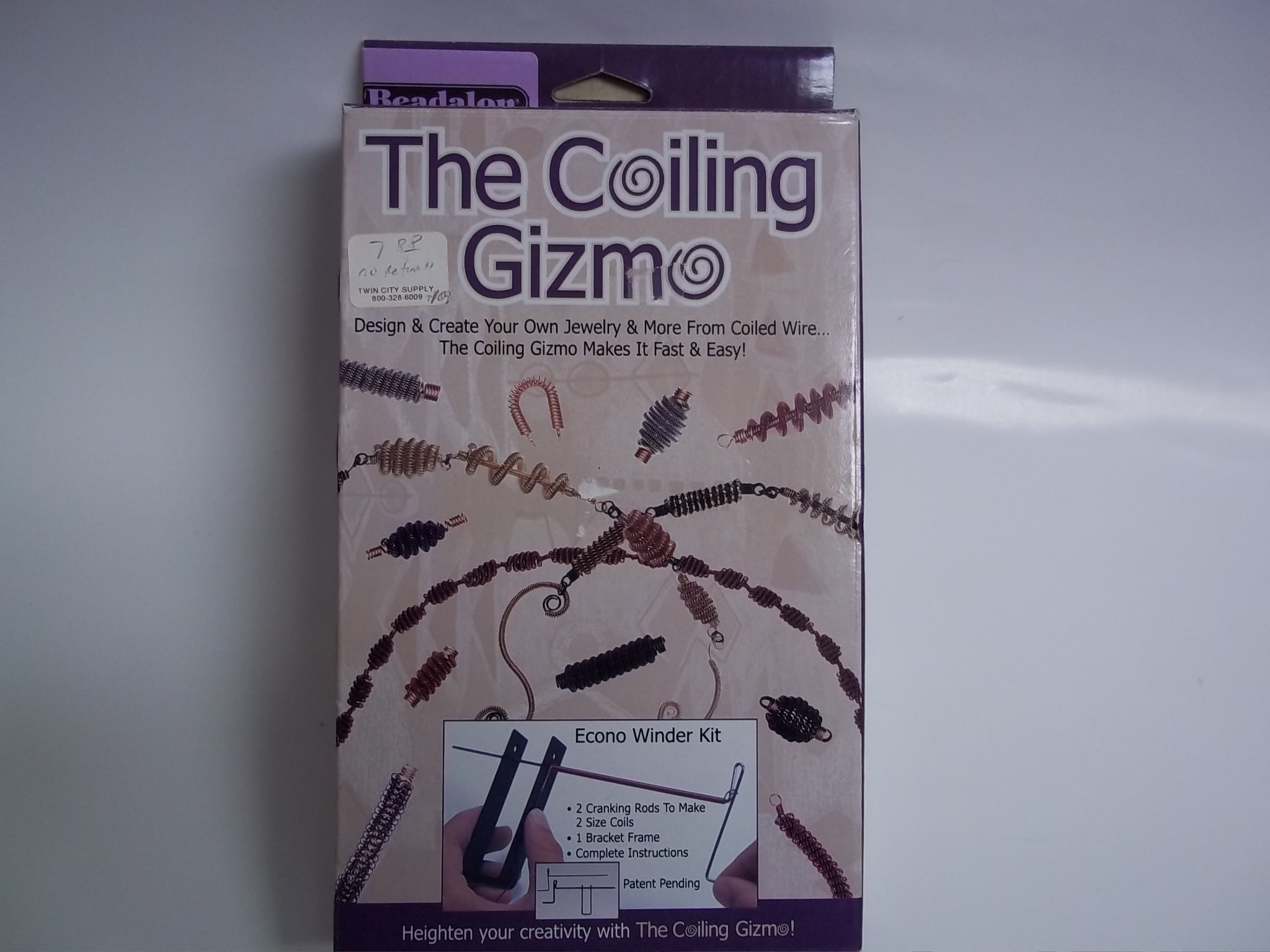 CG100 The Coiling Gizmo By Beadalon