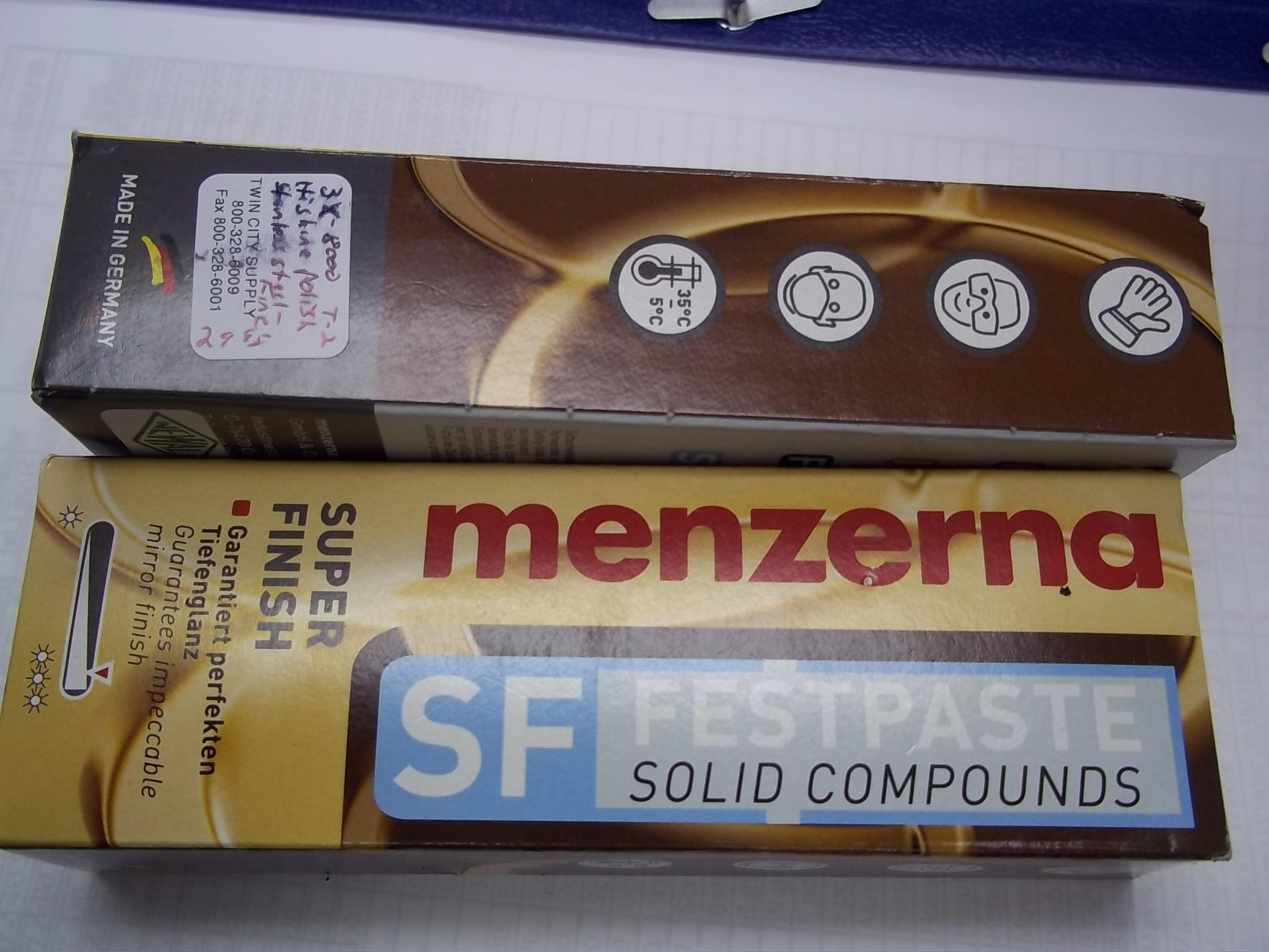 PS8000 Menzerna Polishing Compound - Fine
