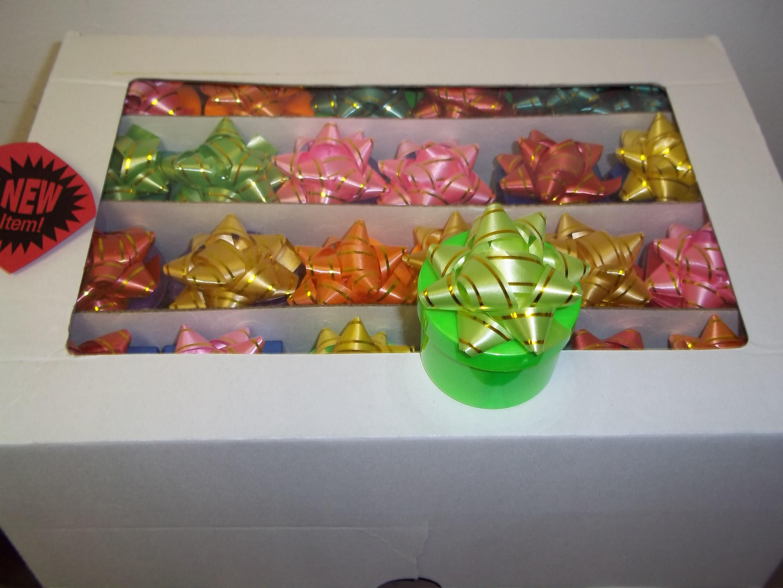 BXH48-BRT Case of 48 Bright Hat Boxes--New item!