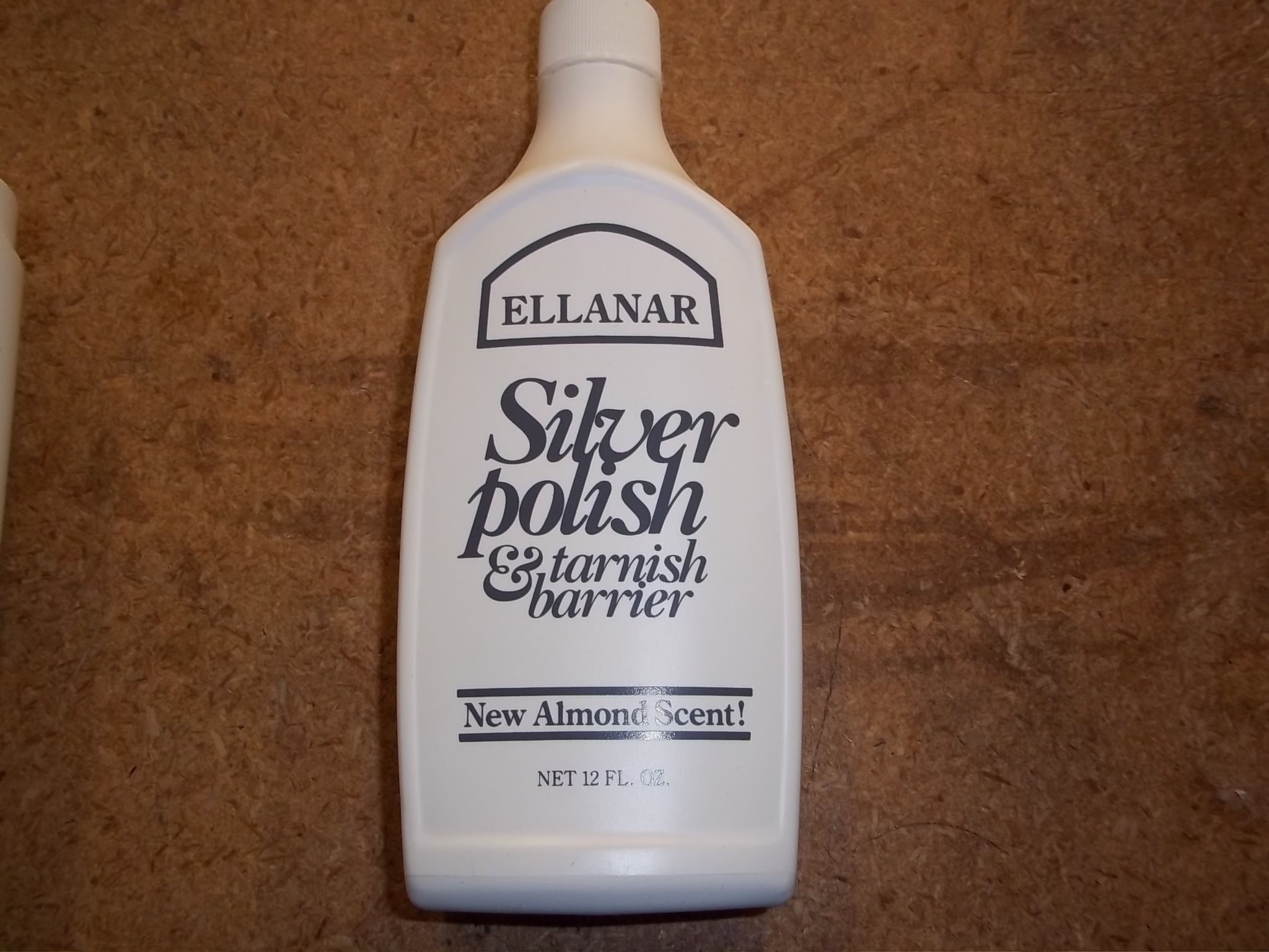 CL177/12 Ellanar Silver Polish  & Tarnish Barrier from L&R  12 fl oz. Bottles- case of 12