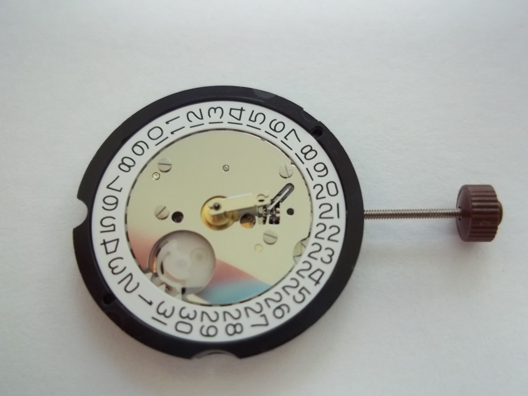 Har/Ron Harley/Ronda 505 Quartz Watch Movement date @ 3