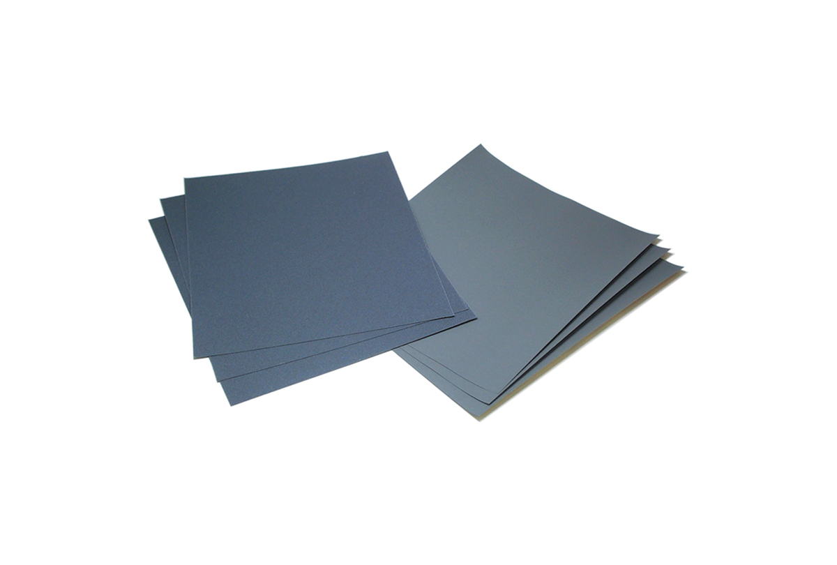 """10.284 3M Imperial Wet or Dry Sheets, 9"""" x 11"""", 180 Grit, Grobet #10.284"""