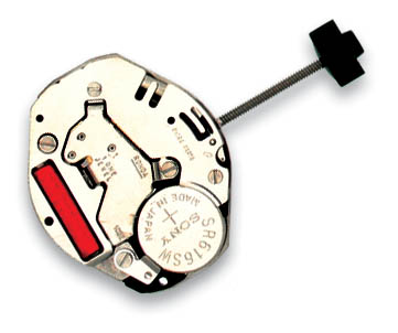 Har/Ron Harley/Ronda1062 Quartz Watch Movement