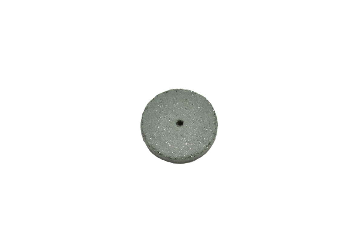 "ST1506C Cratex Miniature Square Edge Wheel, 7/8"" x 1/8""- Coarse Grit-Grobet #10.865"