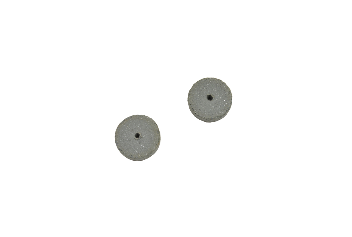 "ST1508F Cratex Miniature Square Edge Wheel, 1"" x 1/4""- Fine Grit- Grobet #10.881"
