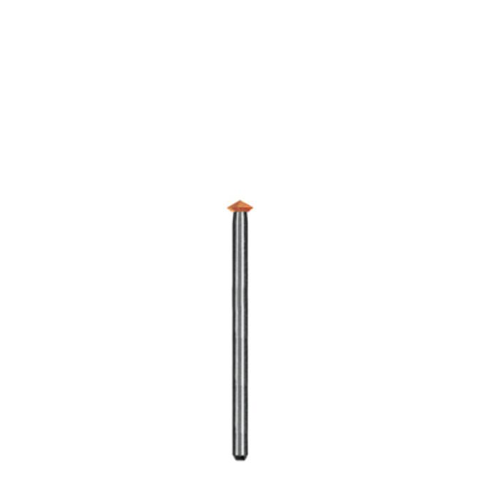 BR1763/15 Dedeco Goldies High Speed Steel Burs- 45* Bearing Cutter- 3/32nd Shank