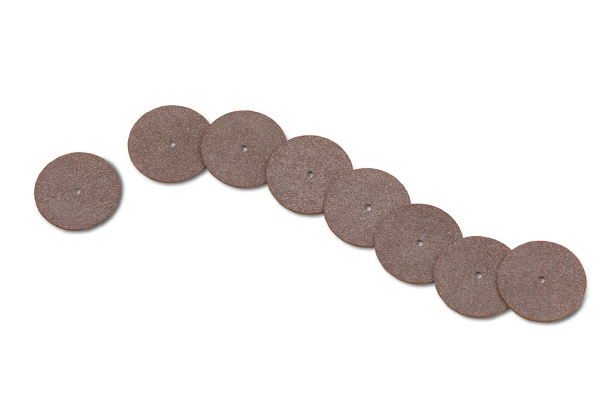 "ST1310 Hi Speed Separating Disc, 7/8"" x .25"", Aluminum Oxide- Grobet # 11.01310"