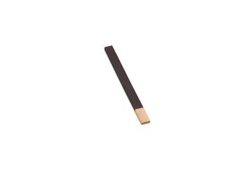 "BF921-2/0 Wood Flat Emery Sticks, 11"" x 3/4"", Grit #2/0, Grobet # 11.342"