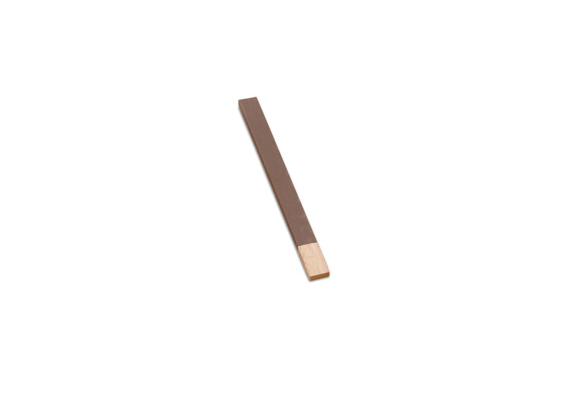 "BF921/2 Wood Flat Emery Sticks, 11"" x 3/4"", Grit # , Grobet # 11.345"
