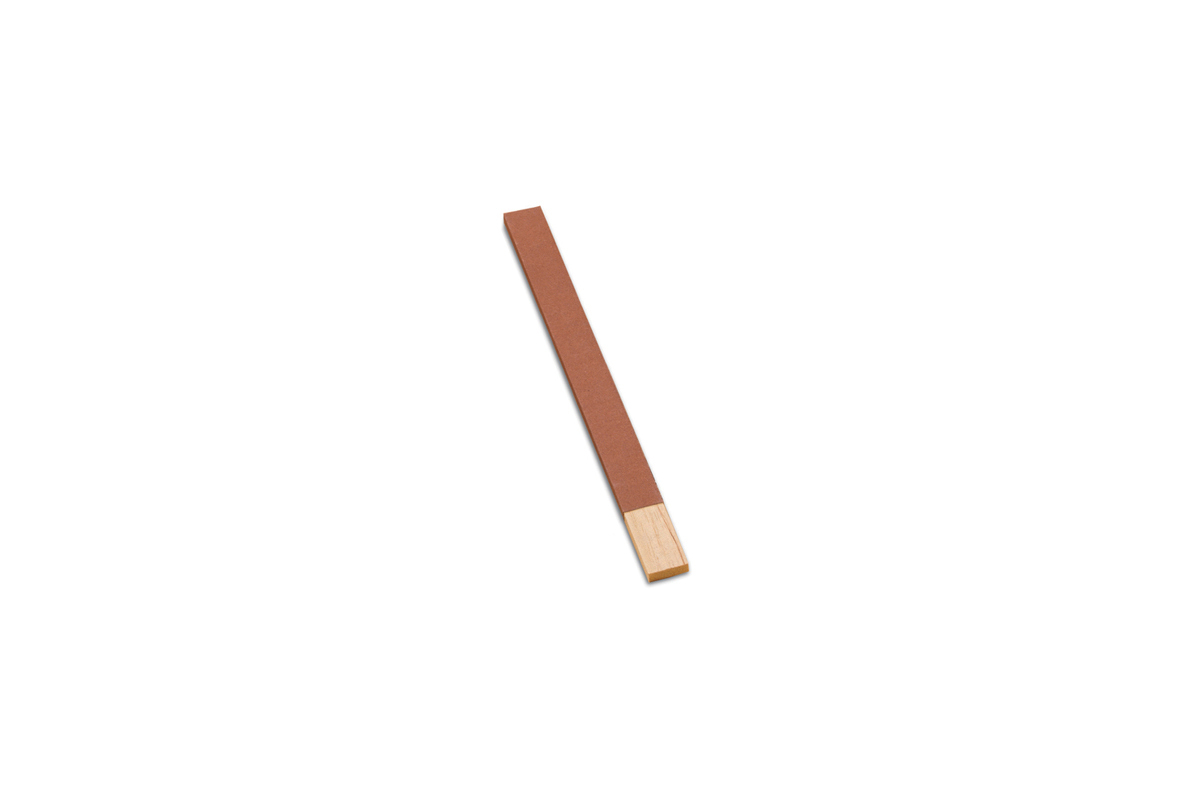 "BF921/3 Wood Flat Emery Sticks, 11"" x 3/4"", Grit #3 , Grobet # 11.346"