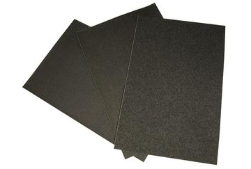 EM776-3/0 Grobet USA Emery Paper Sheets Grit 3/0 (600)- #11.369