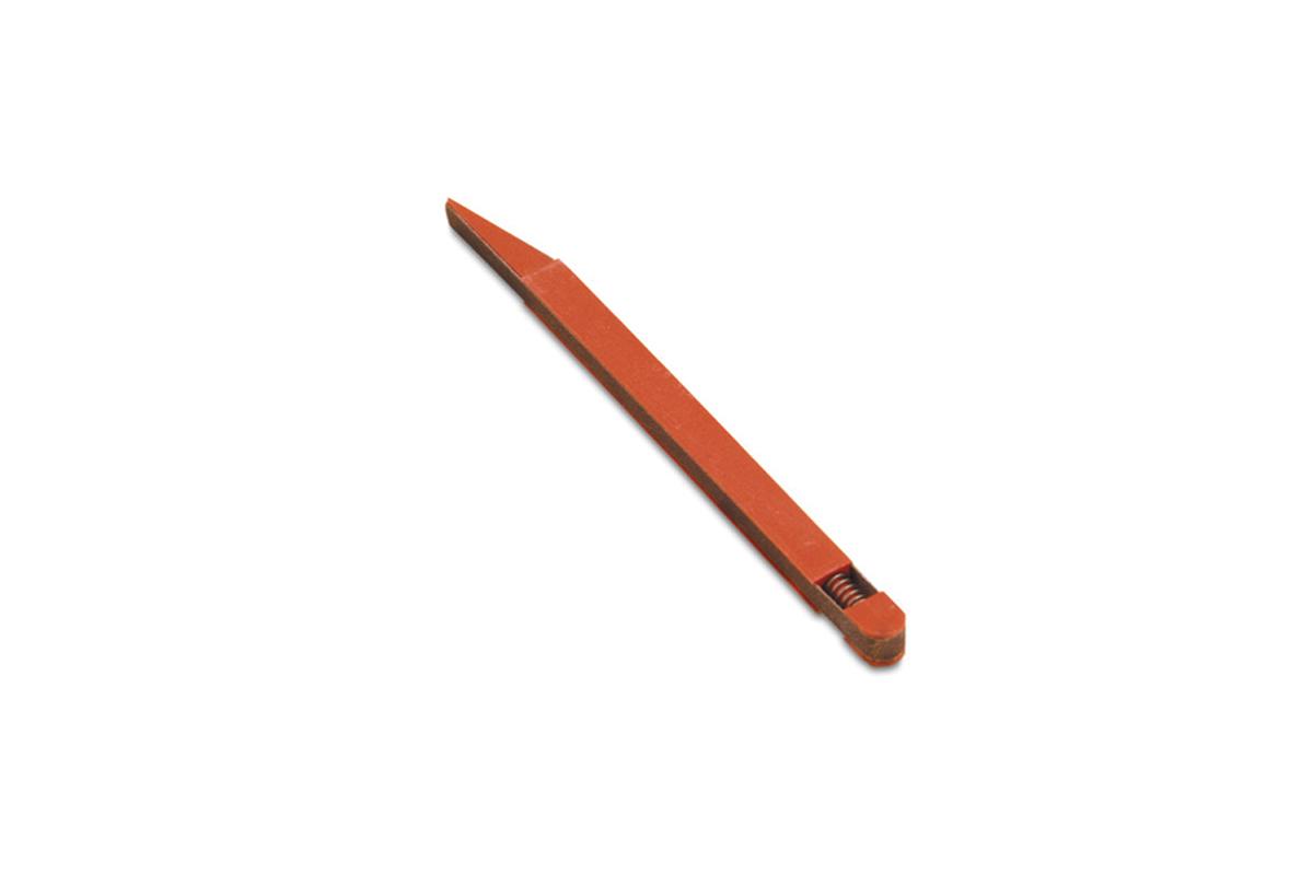 ST1400 Santaper Stick with Belt, 120 Grit, Red-Grobet #11.571