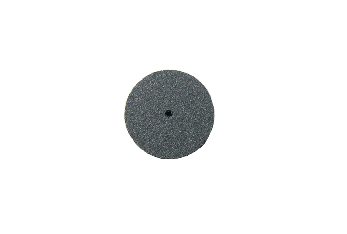 "ST2178 Pacific Abrasives Silicone Carbide Abrasive Square Edge Wheels, 7/8"" x 1/8"", Dark Grey-Coarse-Grobet # 11.811"