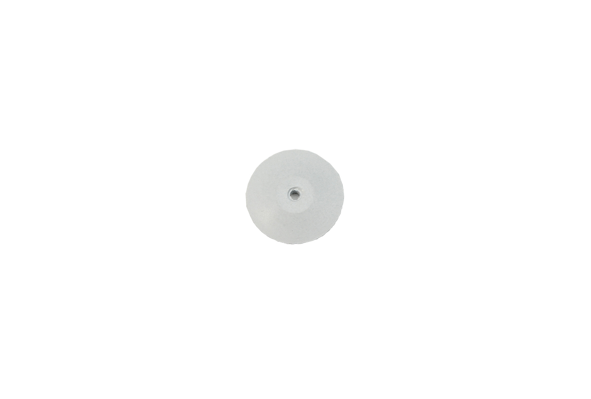 "ST5548 Pacific Abrasives Silicone Carbide Abrasive Knife Edge Wheels, 7/8"", White for Harder Metals- Grobet #11.823"