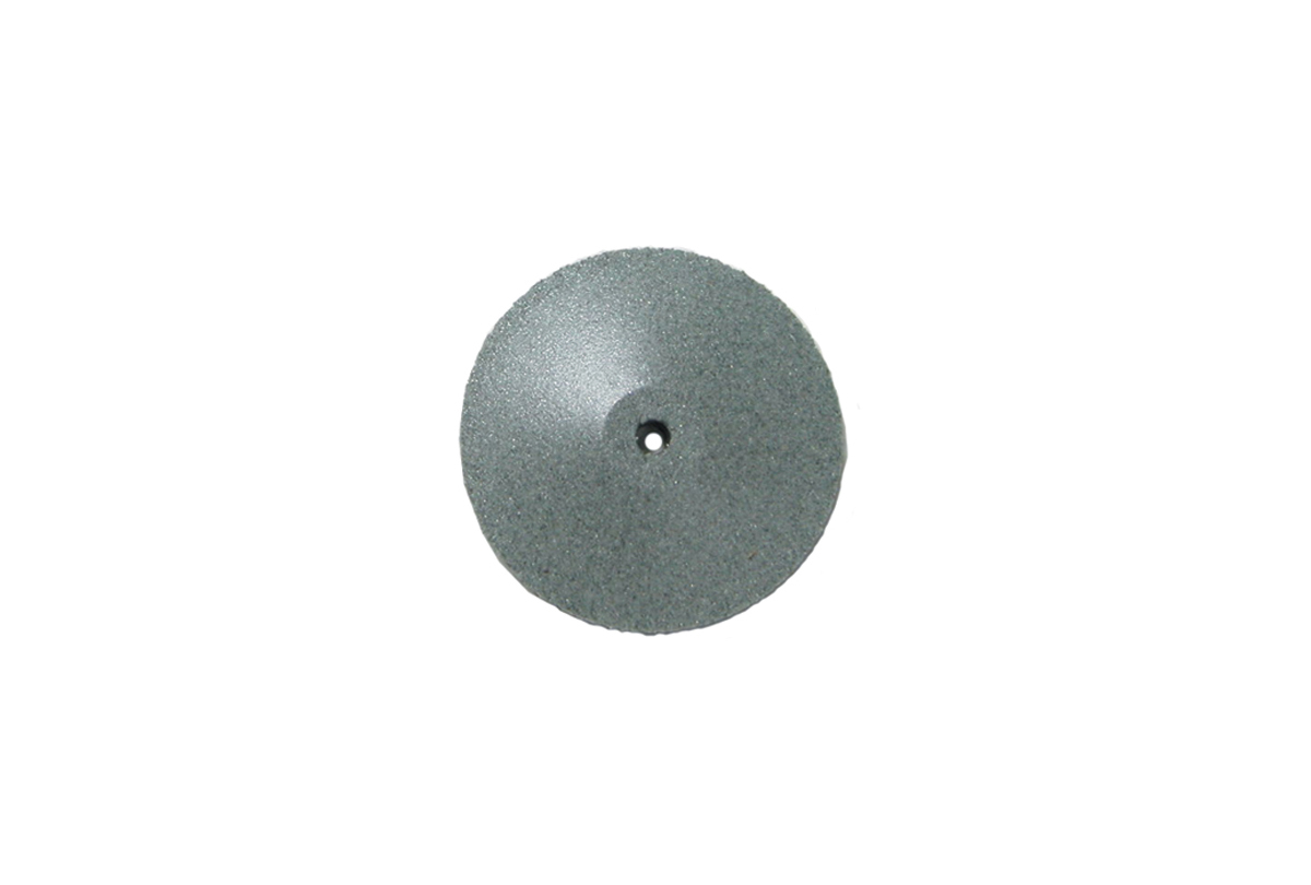"11.863 Pacific Silicone Carbide Abrasive Knife Edge Wheels, 7/8"" x 1/8""- Extra Fine-Grobet"