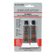 CE451 Vigor Jewelers Epoxy- Grobet # 12.0451