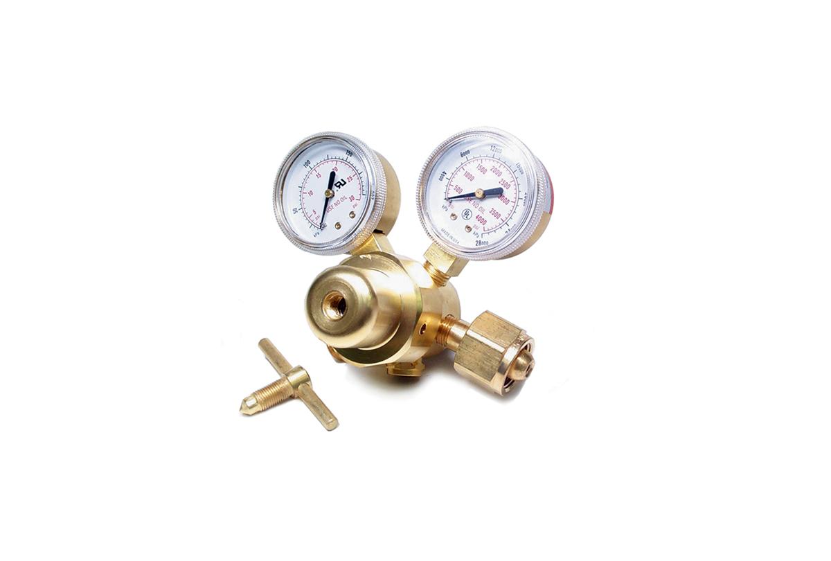 14.036 Little Torch Regulators-- Acetylene--Smith-Special Price!