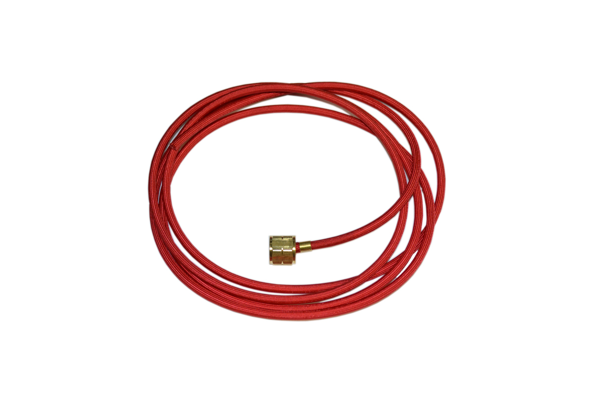 BT276/22 SMITH The Little Torch Replacement Red Hose--8' -Grobet # 14.052