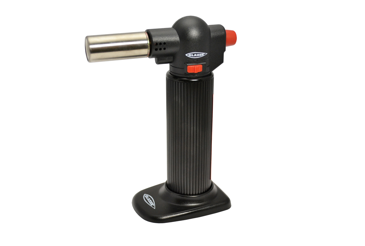 14.219 Big Buddy by Blazer--Butane Refillable Torch--New, From Grobet