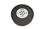 "17.814 New! Silicon Oxide Flap Wheel, Ultra Fine, 4"" x 1-3/8"" Grobet"