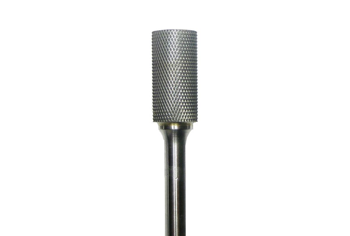 "20.291 Inside Ring Bur 1/2"" head diameter with 1/4"" shank. Fine cut- Grobet"