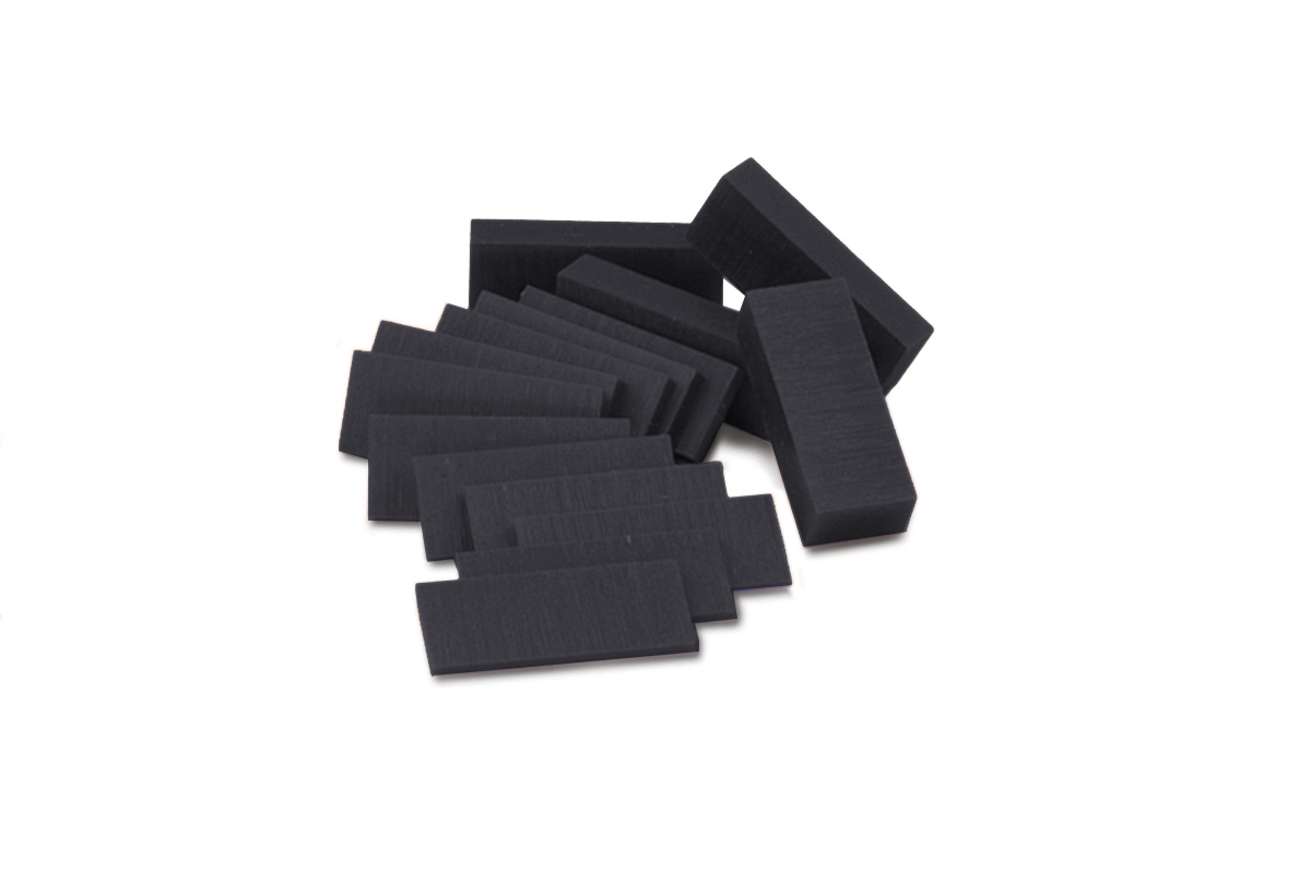 CA582 Ferris Wax, File-A-Wax, Purple- Wax Slices, 1 Pound Assorted Grobet # 21.390