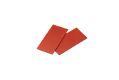 "21.518 Pro-Craft Red Utility Wax Sheets, 3"" x 6"" x 1/8""--Special Purchase Save 50%!"