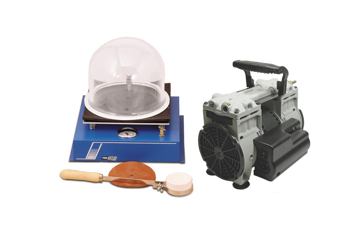 CA805 Vacuum Assist Casting Machine, 110 Volt,Grobet # 21.805G-Special Order
