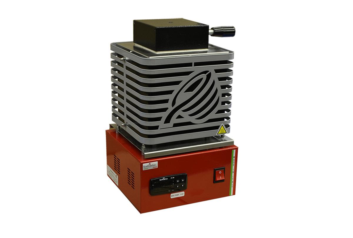 22.226 New! Digital Melting Furnace, 1 KG, Grobet- Special Order