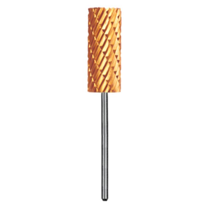 BR0525/34 Dedeco Goldies High Speed Steel Burs- Cylinder- 3/32nd Shank- 2 In Stock!