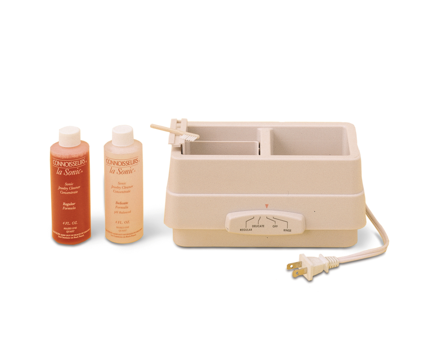 CL1854 LA SONIC III Professional Jewelry Cleaner