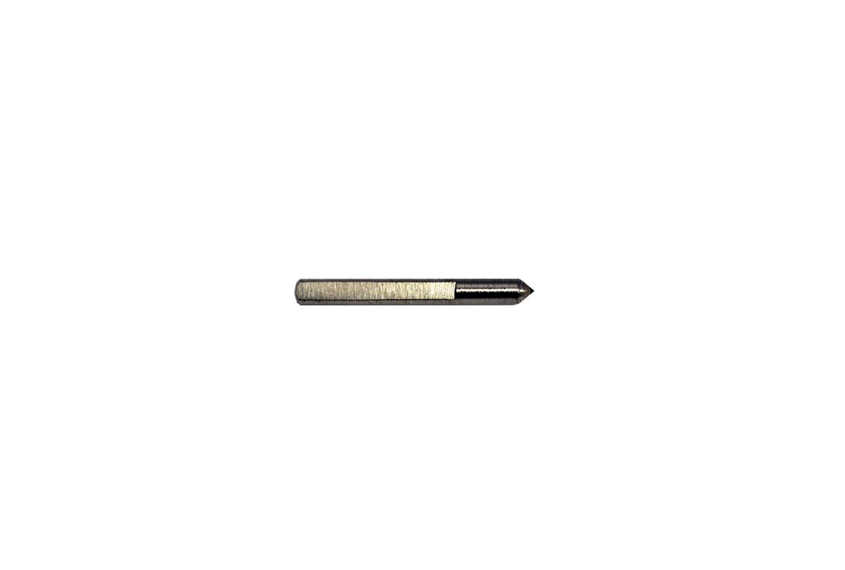 """EN1512 1/8"""" Diamond Insert for the New Hermes Engravograph, Grobet #26.385"""