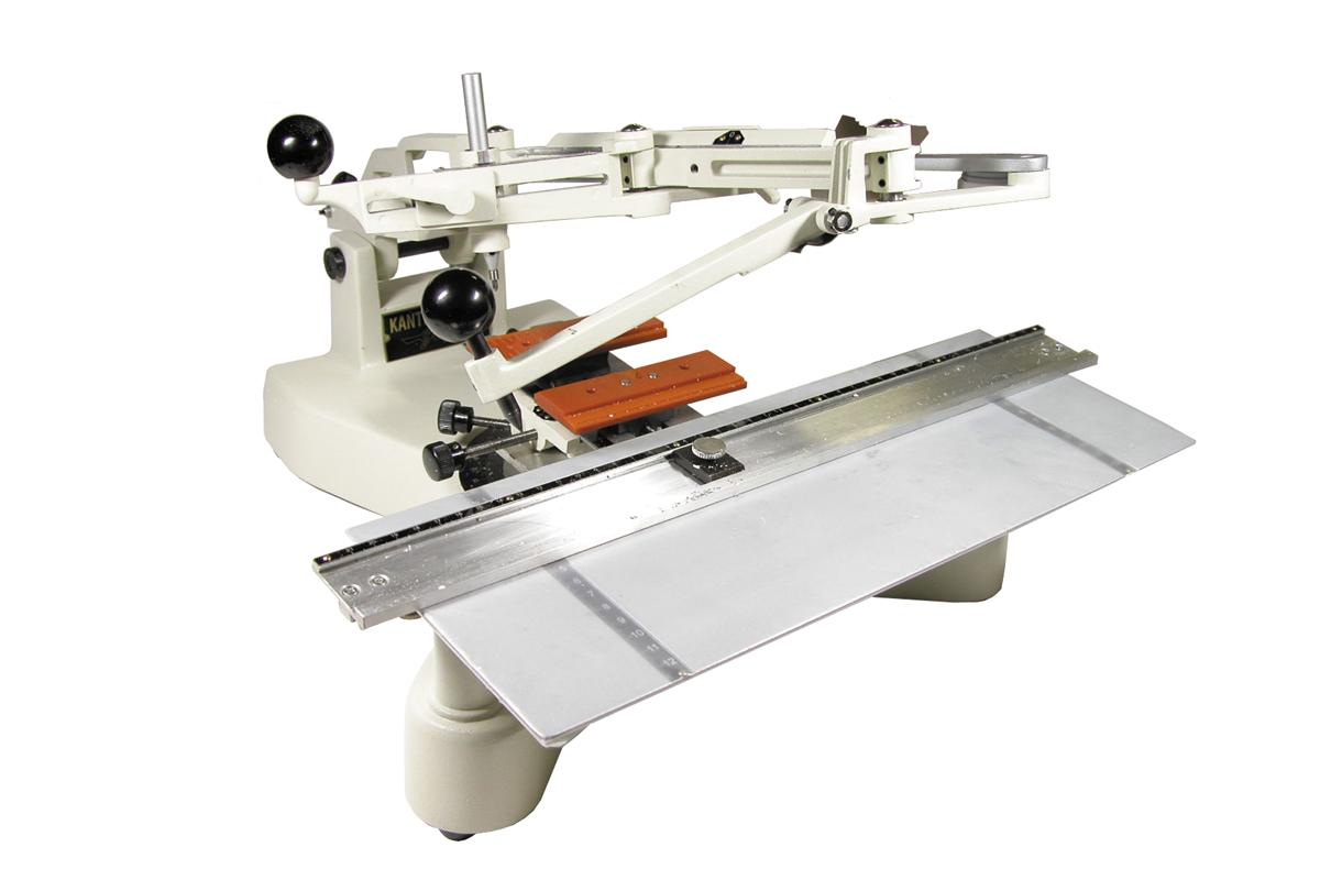 26.815 Flat Engraving machine- Grobet- Special Order