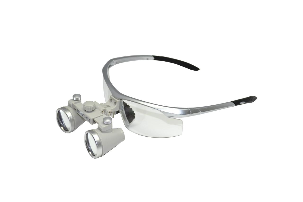 EL29451 New! Optic Setter's Safety Glasses, 3.5X, Grobet # 29.451
