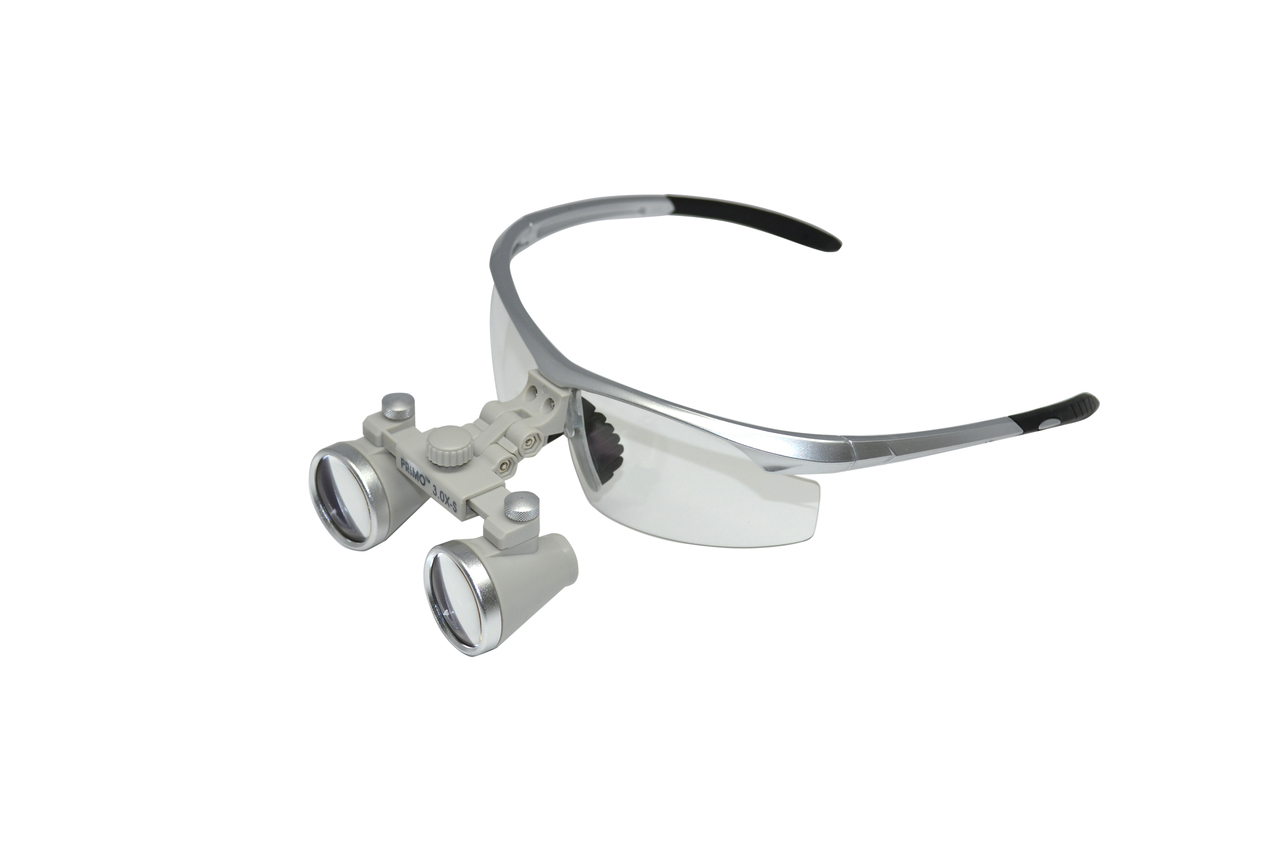 EL29452 New! Optic Setter's Safety Glasses, 3.0X, Grobet # 29.452