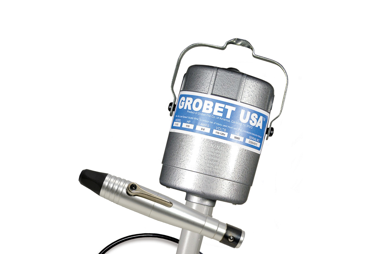 MO346 New! 1/8 HP Flexible Shaft Machine Kit from Grobet
