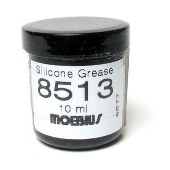 OL213 Moebius SILICON INSULATION GREASE 10 Mil- #8513 Vigor/Bergeon/Newall