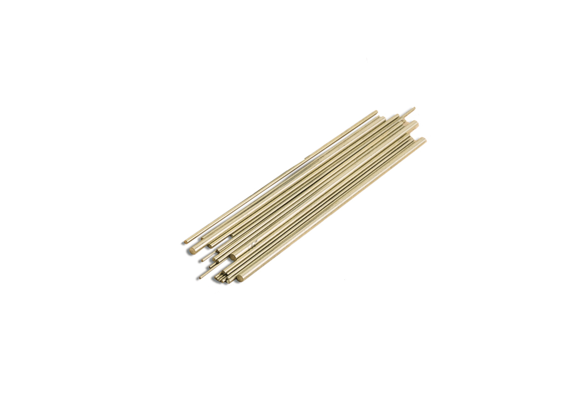WR609 Wire Nickel Silver Assort, Grobet # 43.0609