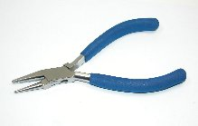 PL46.138 New! Beadcraft Forming Pliers! Round-Concave Bending Plier Grobet