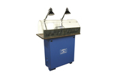 47.087 Deluxe Floor Model Dust Collector--Grobet USA --Special Order Only